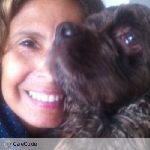 Pet Care Provider Gloria Houchin's Profile Picture
