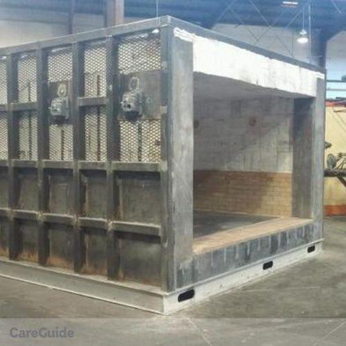Industrial machine maintenance