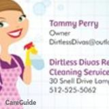 House Cleaning Company, House Sitter in Lampasas