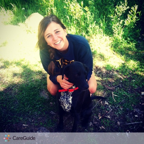 Pet Care Provider Kallie Nagel's Profile Picture