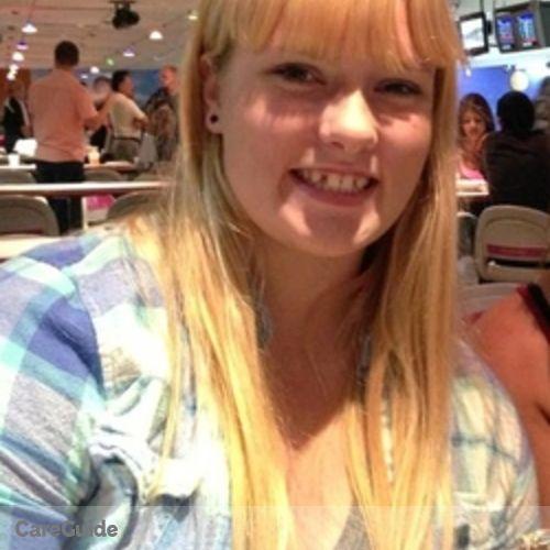 Canadian Nanny Provider Shelby Mattin's Profile Picture