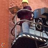 Painter in New York City