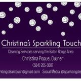 Christina's Sparkiling Touch