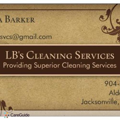 Housekeeper Provider Lb's Cleaning's Profile Picture