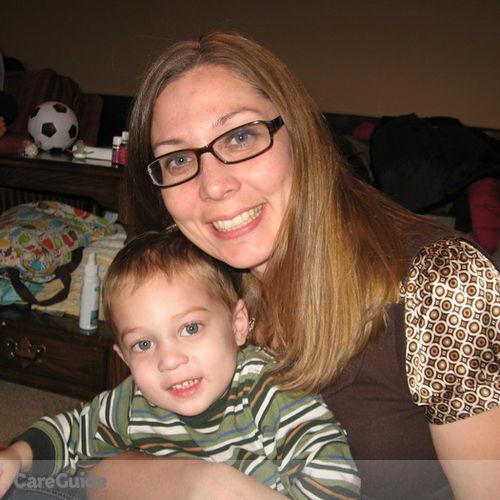 Child Care Provider Kristen Steed's Profile Picture
