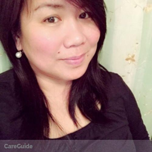 Canadian Nanny Provider Madeline Nera's Profile Picture