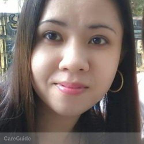 Canadian Nanny Provider Zandra Romano's Profile Picture