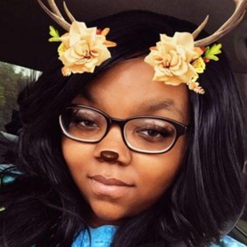 Pet Care Provider Jasmine Thomas's Profile Picture