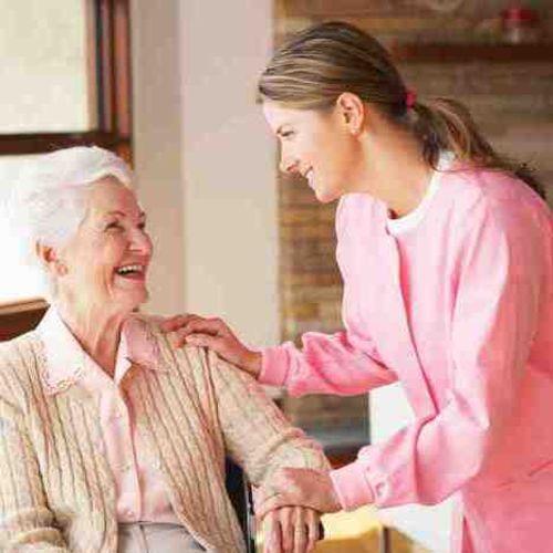 Licensed and Bonded Senior Companion Care Provider