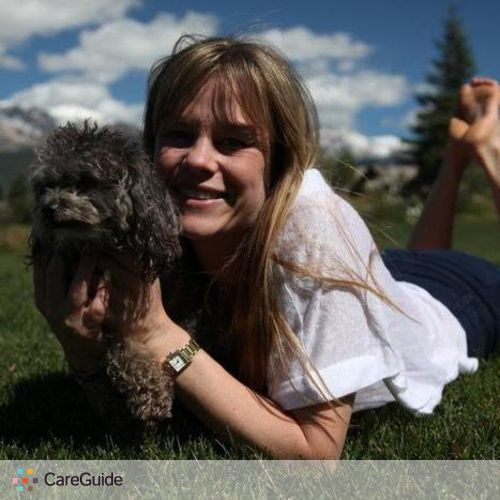 Pet Care Provider Caroline Lents's Profile Picture