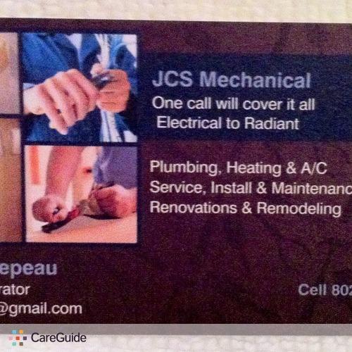 Handyman Provider John Crepeau's Profile Picture