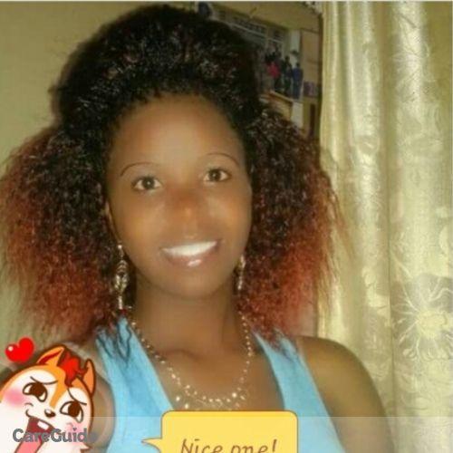 Canadian Nanny Provider Faith Mwikali's Profile Picture
