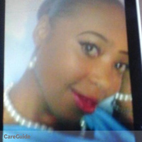 Canadian Nanny Provider Vaniesa Robinson's Profile Picture