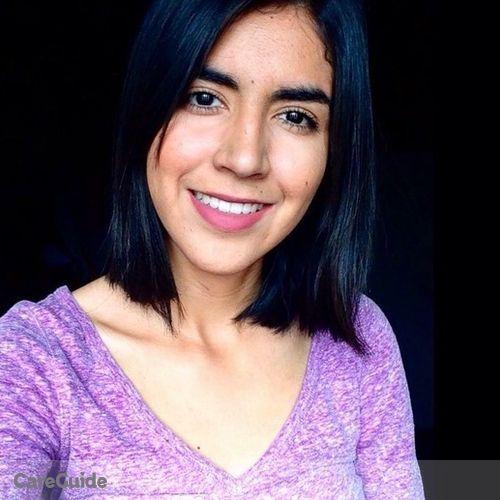 Canadian Nanny Provider Naomi Hermosillo's Profile Picture