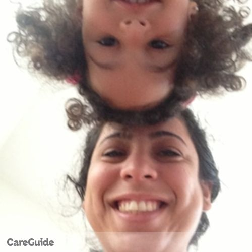 Canadian Nanny Provider Karoline Mendes's Profile Picture