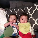 Easy going twin boys two days a week 8 hours a week maybe more days may change depending on experience may pay 12 an hour .