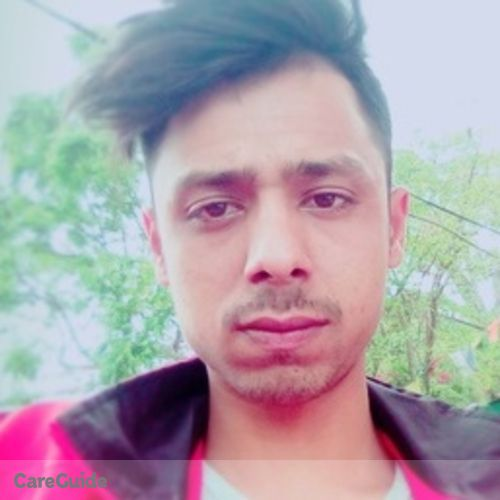 Canadian Nanny Provider Sushan Khanal's Profile Picture