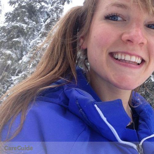 Canadian Nanny Provider Julia Czubernat's Profile Picture