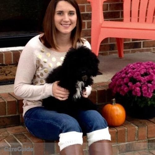 Pet Care Provider Emily Satterwhite's Profile Picture