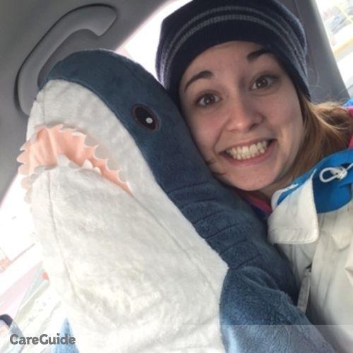 Canadian Nanny Provider Rebecca Vigeant's Profile Picture