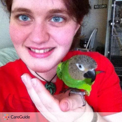 Pet Care Provider Sydney C's Profile Picture