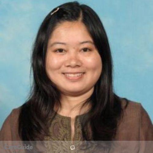 Canadian Nanny Provider Michelle P's Profile Picture