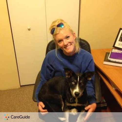 Pet Care Provider BriAnna Ostrander's Profile Picture