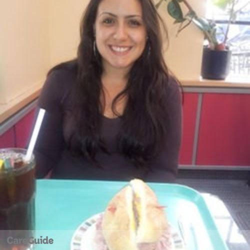 Canadian Nanny Provider Raquel Rodrigues's Profile Picture