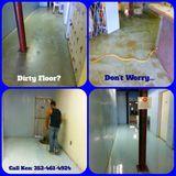 Floor Cleaning Specialist