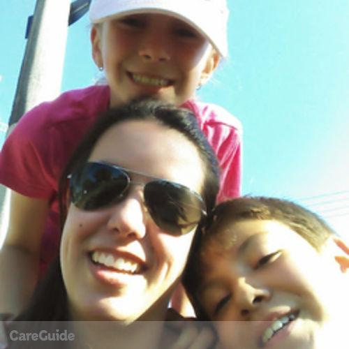 Canadian Nanny Provider Priscila Cristina da Silva's Profile Picture
