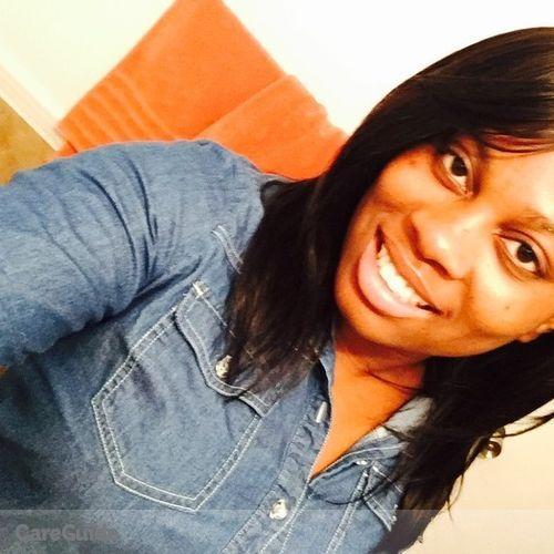 Canadian Nanny Provider Deborah Kalonji's Profile Picture