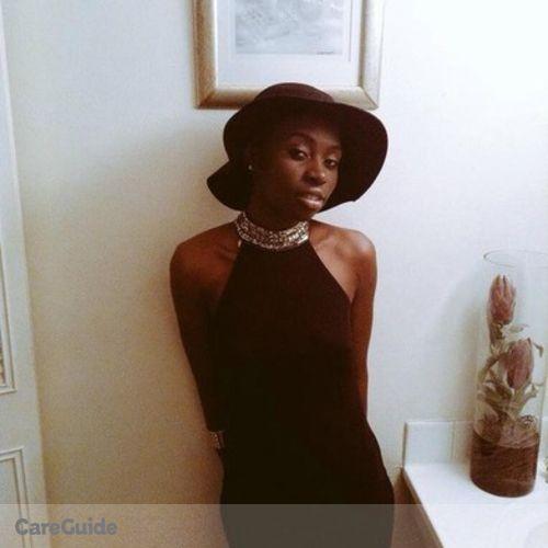 Videographer Provider Aissata Richards's Profile Picture