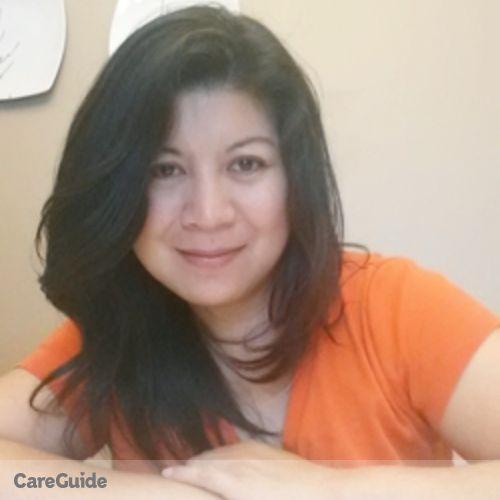 Canadian Nanny Provider Monette M's Profile Picture