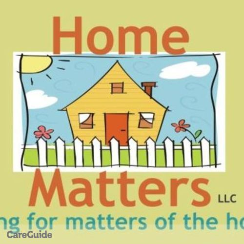 Housekeeper Provider Home Matters Cleaning's Profile Picture
