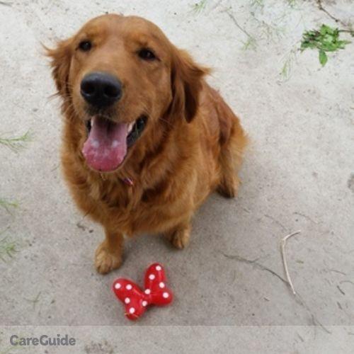 Pet Care Provider Jessica M's Profile Picture