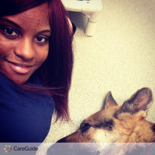 Pet Care Provider Sharonda Lee's Profile Picture