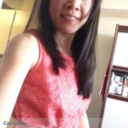 Canadian Nanny Provider Rena Albo's Profile Picture