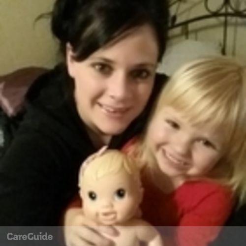 Canadian Nanny Provider Vanessa Mckillop's Profile Picture