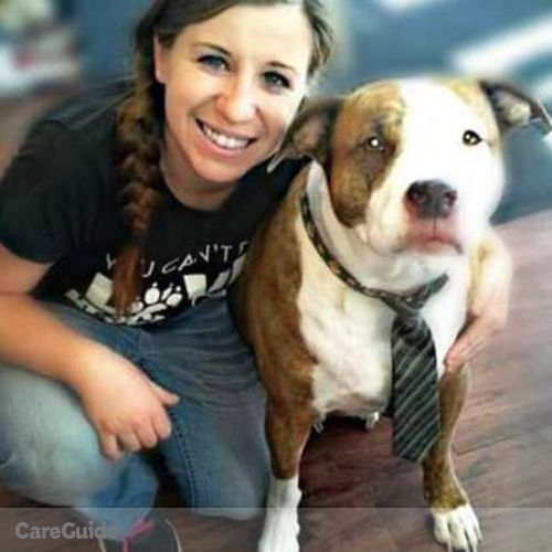 Pet Care Provider Chasity Cross's Profile Picture