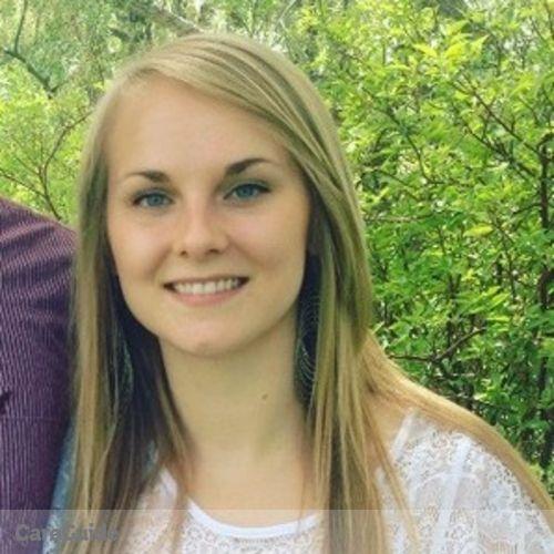 Canadian Nanny Provider Kelsey Jackson's Profile Picture