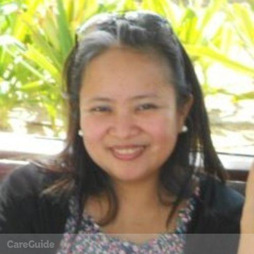Canadian Nanny Provider Nerissa Buenavidez's Profile Picture