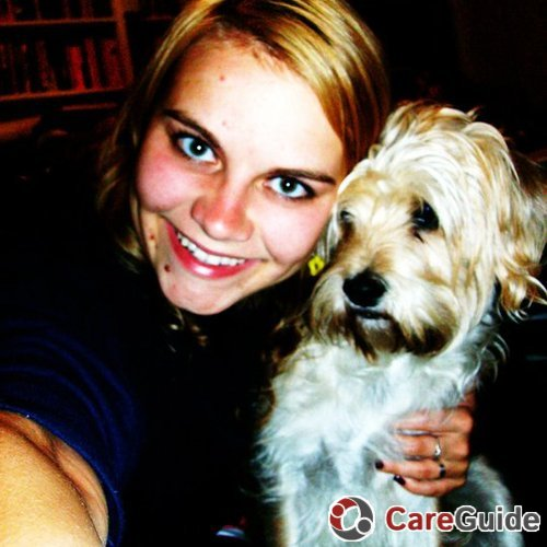 Pet Care Provider Sasha Corcoran's Profile Picture