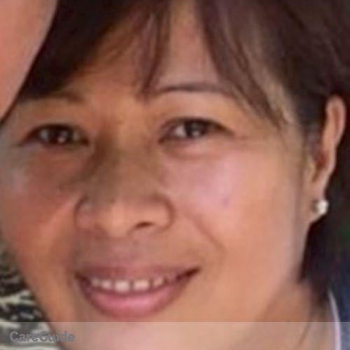 Canadian Nanny Provider Vilma M's Profile Picture