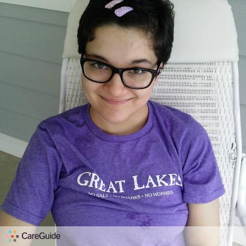 Child Care Provider Abby Maxwell's Profile Picture