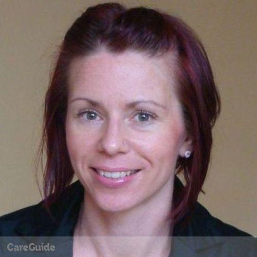 Canadian Nanny Provider Gabriela Pelcova's Profile Picture