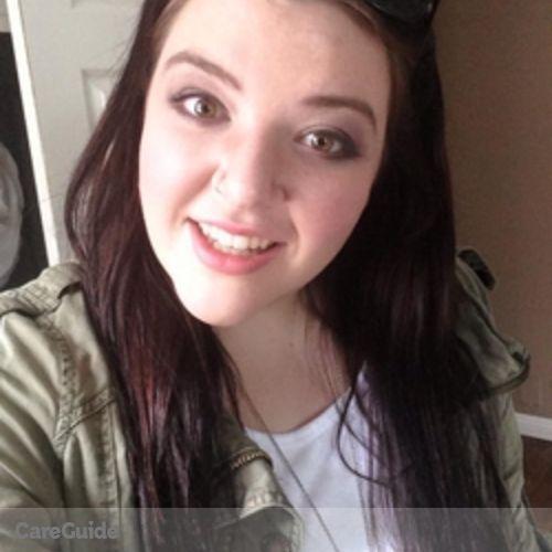 Canadian Nanny Provider Alycia K's Profile Picture
