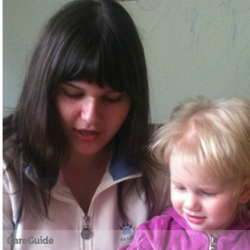Canadian Nanny Provider Tetyana Mykytyak's Profile Picture