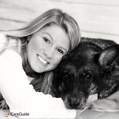 Pet Care Provider Allie O'Sullivan's Profile Picture
