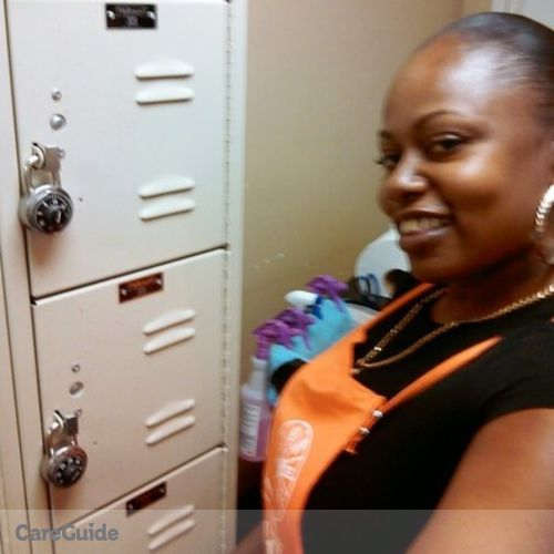 Housekeeper Provider Shirley Jones's Profile Picture