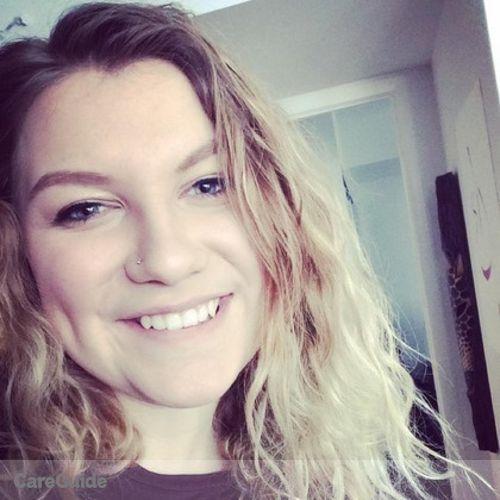 Canadian Nanny Provider Caitlin Jodoin's Profile Picture